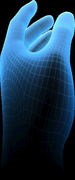Left VR Hand