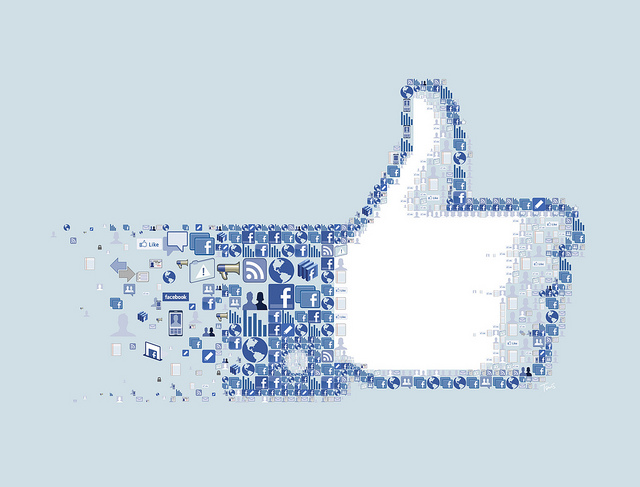 Connecting Facebook with your website is a great way to encourage conversations.