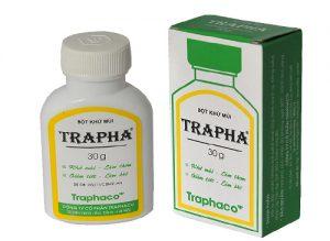 6.Thuốc trị hôi chân Trapha