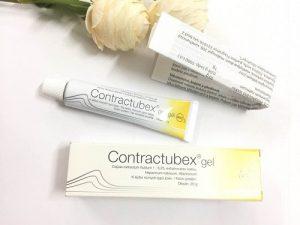 6.Thuốc trị sẹo thâm Contractubex của Đức: Đơn giản - tiện lợi - hiệu quả