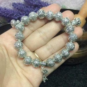 Cách trừ tà khí với trang sức bằng bạc