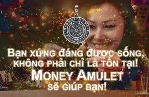 Bùa hộ mệnh Money Amulet có tác dụng gì?