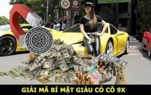 Bùa may mắn tiền bạc MONEY AMULET – Sự giàu có của cô gái 9X