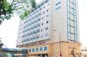 Trẻ hóa vùng kín bệnh viện Từ Dũ