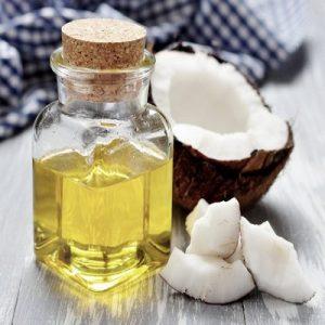 Cách trị mụn an dưới da bằng thiên nhiên với dầu dừa