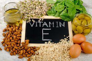 Tăng cường bổ sung thực phẩm giàu vitamin E