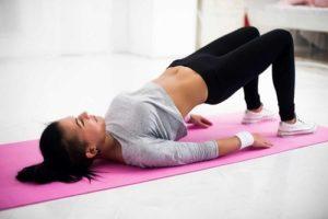 Bài tập yoga làm se khít vùng kín