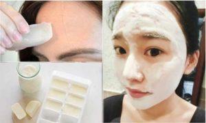 4.Cách làm trắng da mặt tự nhiên không bắt nắng với sữa