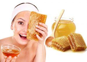 2.Cách làm trắng da mặt cấp tốc với mật ong