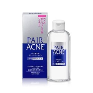 Review nước hoa hồng trị mụn giá rẻ Pair Acne Clean Lotion