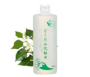 Nước hoa hồng trị mụn của Nhật Dokudami Natural Skin Lotion