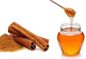 Mặt nạn trị mụn ẩn với mật ong và bột quế