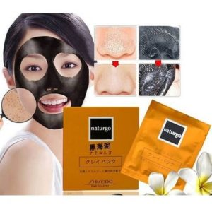 Mặt nạ lột mụn Shiseido Naturgo