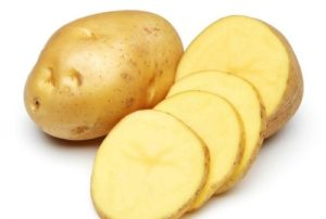 25.Cách trị mụn đơn giản với khoai tây