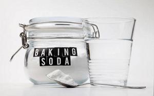 6.Cách trị mụn đầu đen tận gốc với baking soda