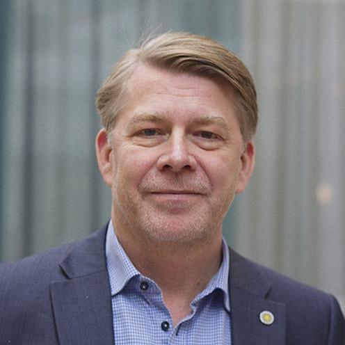Claes Asker, CIO at Karlstad University