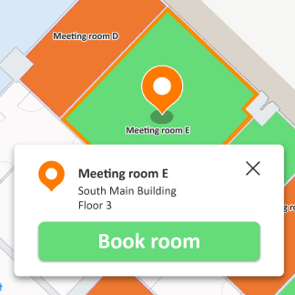 Space booking tools