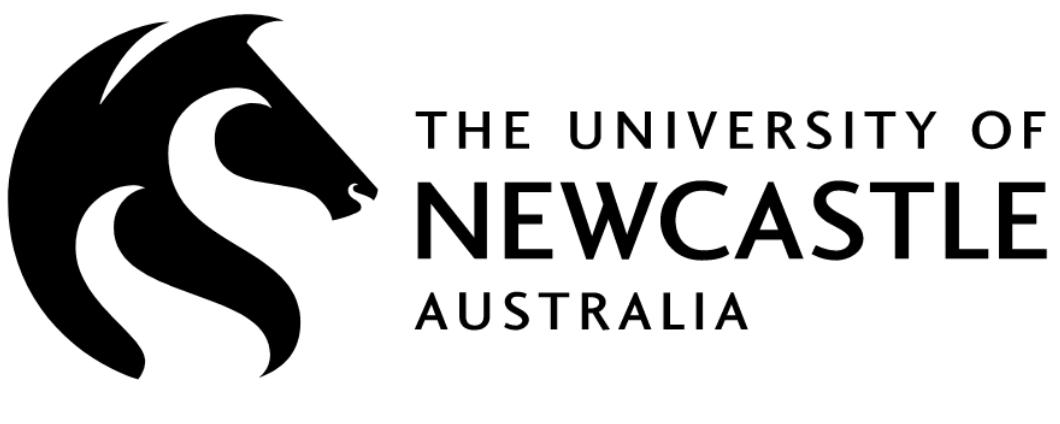 University of Newcastle Australia Logo