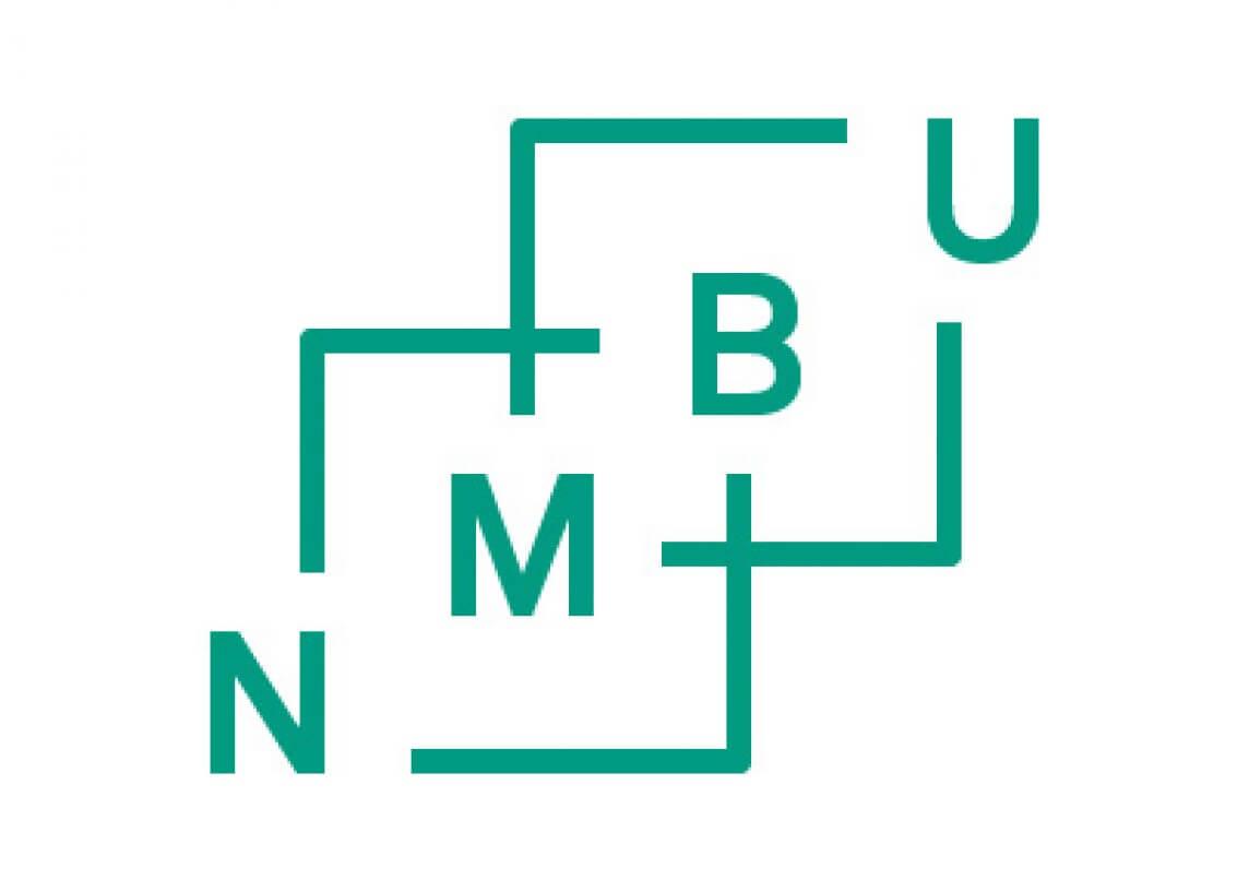 Norges miljø-og biovitenskapelige universitet Logo