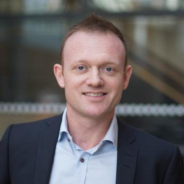 Thomas Jelle, CEO, MazeMap