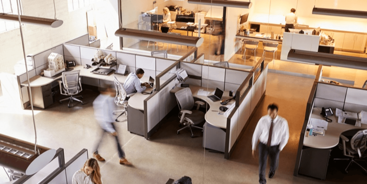 Help employees return to work safely and maintain social distancing with our solutions.