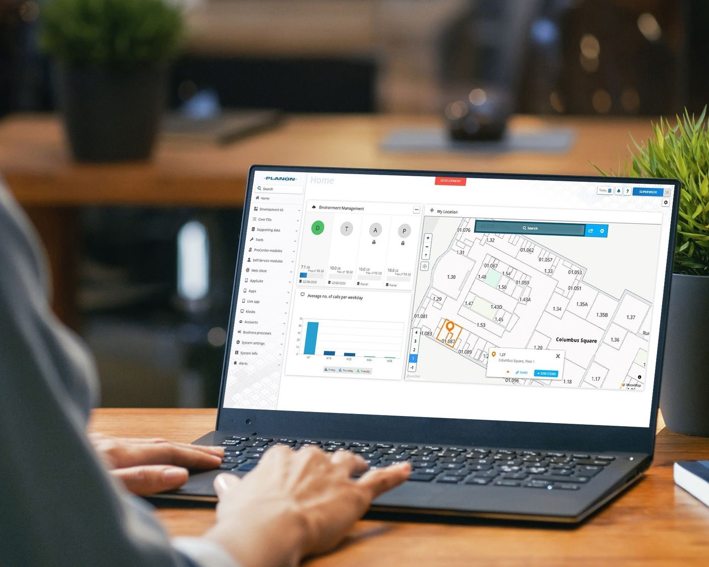 Planon and MazeMap are partnering to integrate Planon's software for real estate, space, and asset management and MazeMap's digital wayfinding solutions.