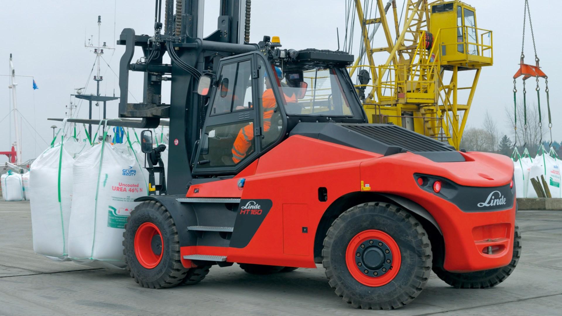 Stortruck (over 10 tonn) T8 & T8.1