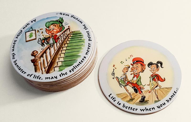 Set of 12 Coasters