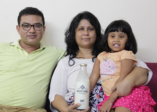 Mr & Mrs. Rajeev Happy Customers