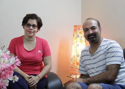 Mr. & Mrs. Malhotra, Binsar happy Customers