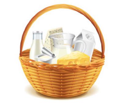 Binsar Milk Basket