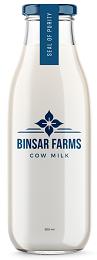 Binsar Farms Bottle 1 Litre