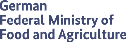 Logo German Federal Ministry of Food and Agriculture