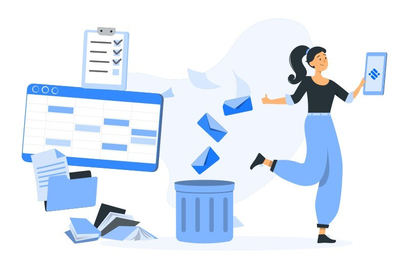 Remove paperwork from your life