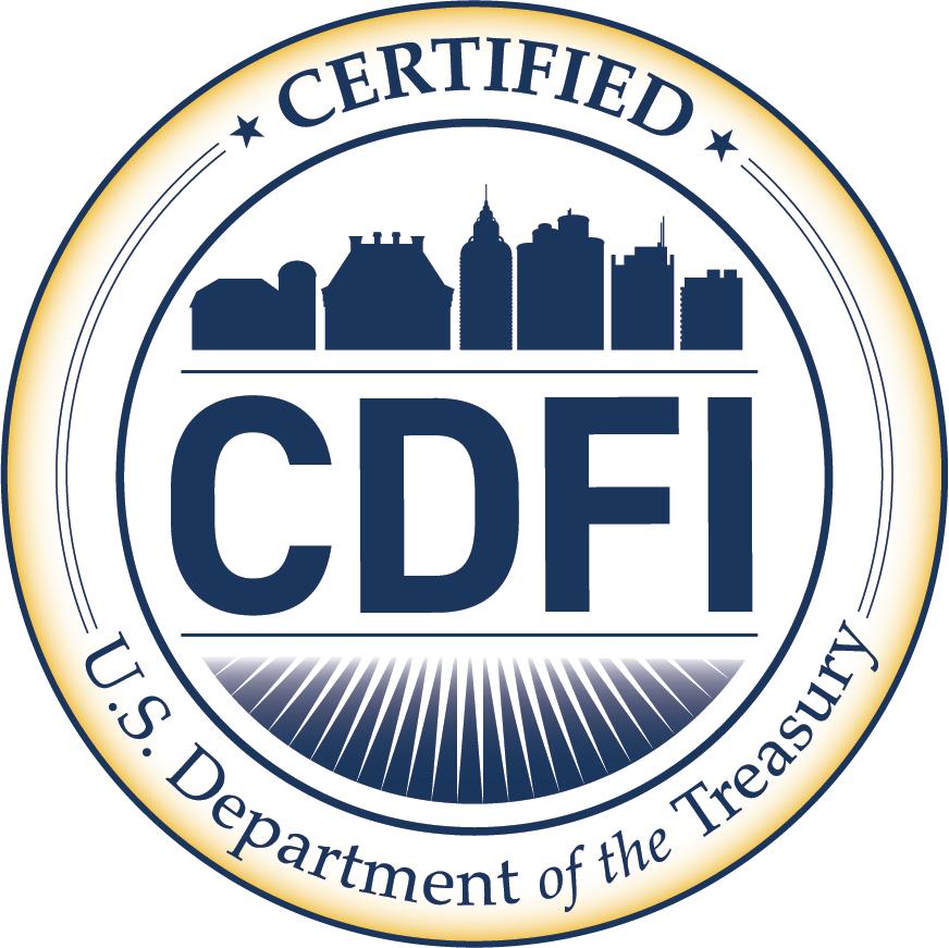 certified CDFI logo