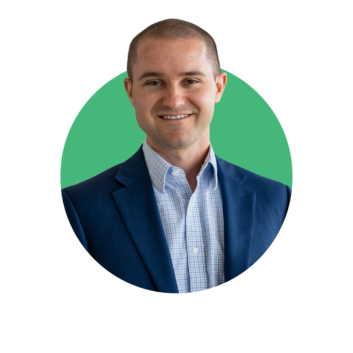 Headshot of Adam Hoeksema Executive Director at Bankable