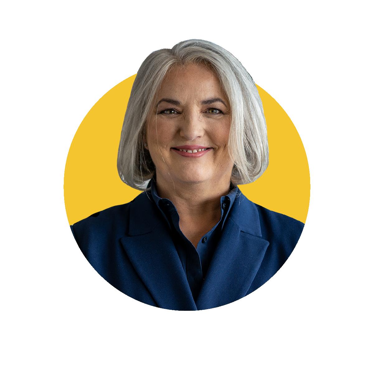 Headshot of Teresa Marti Business Advisor at Bankable