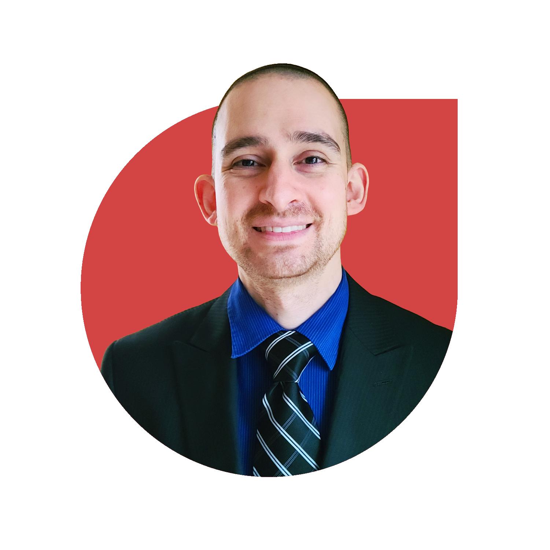 Headshot of Matt Marangoni Senior Software Engineer at Bankable