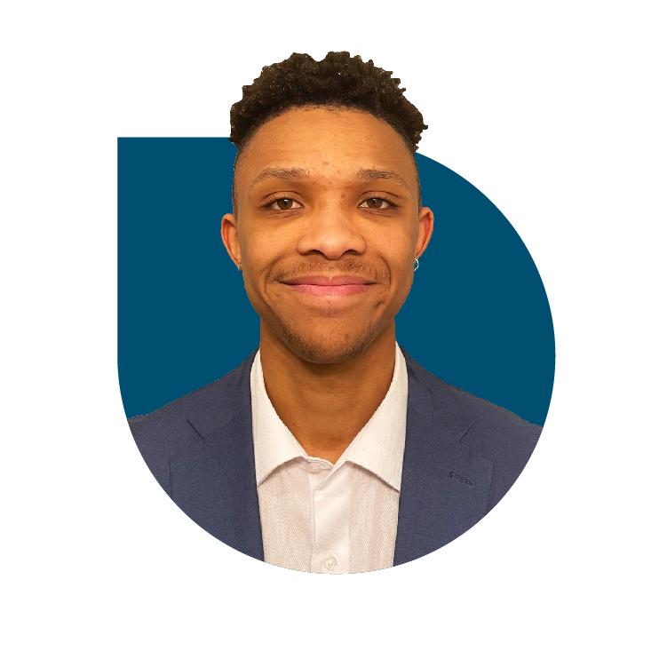 Headshot of Malik Lafoon Marketing Intern at Bankable
