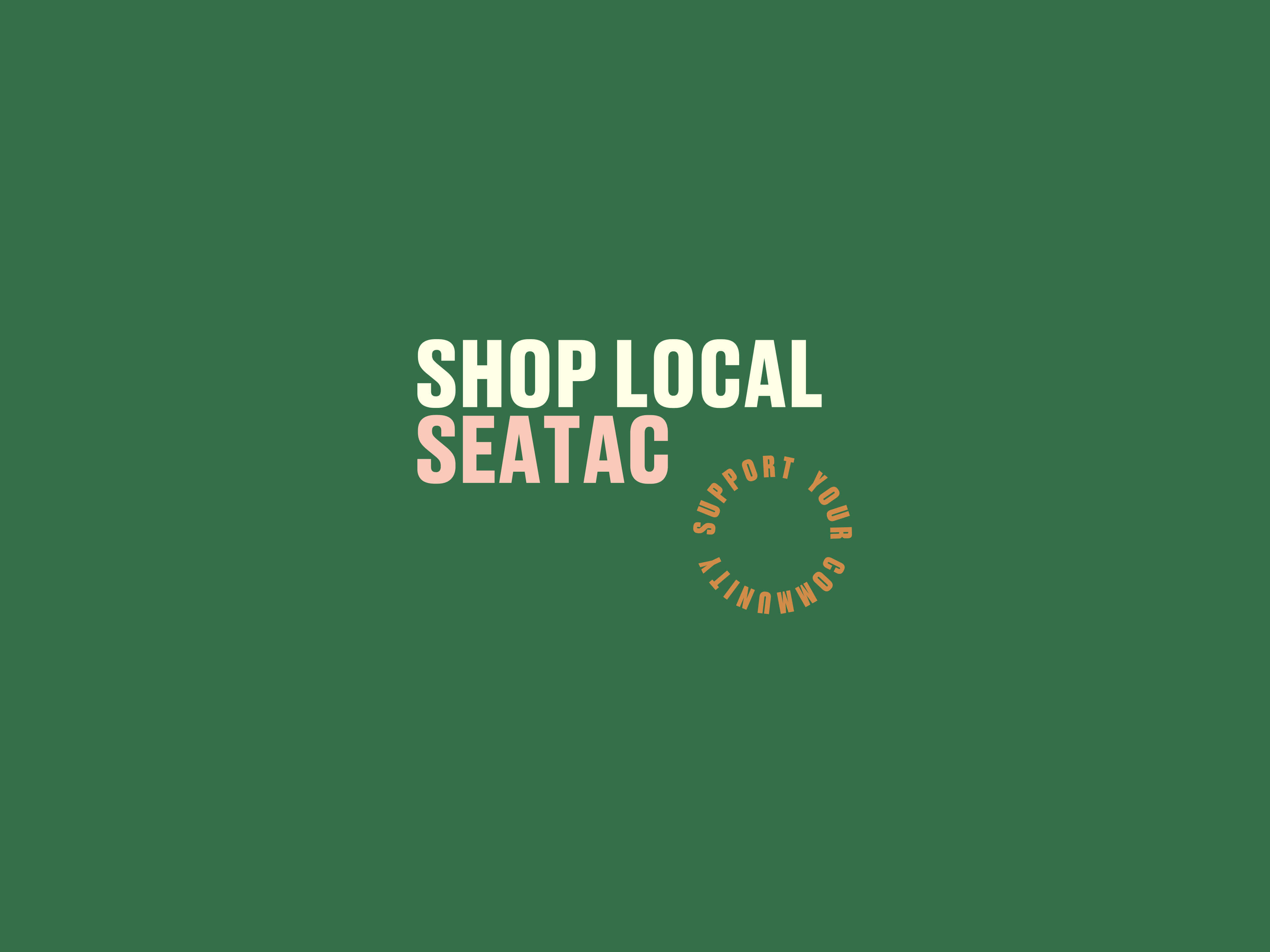 Shop Local SeaTac