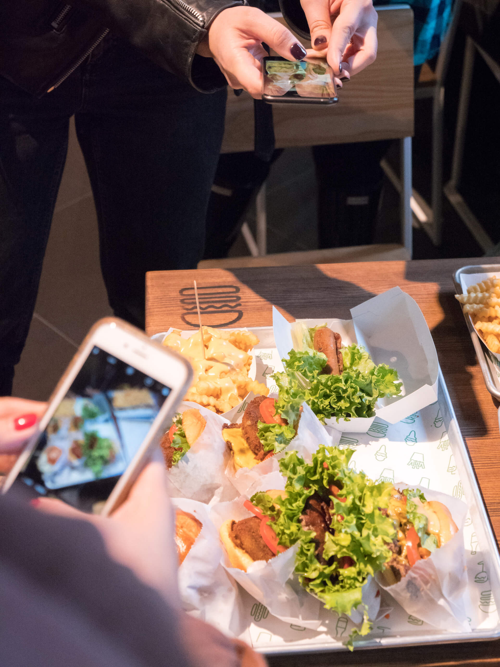 Shake Shack Seattle Opening