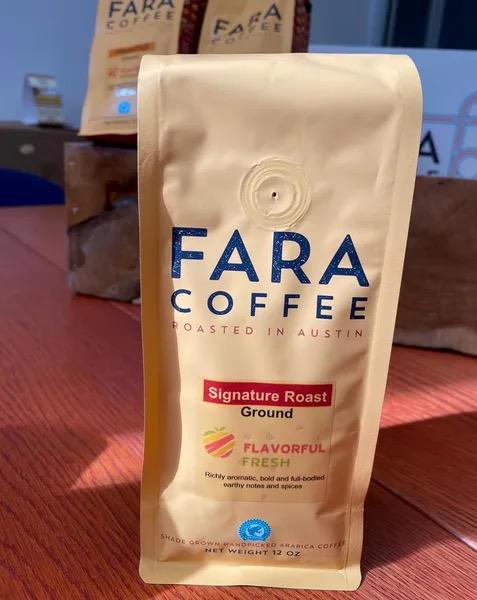 Fara Coffee - Signature Roast