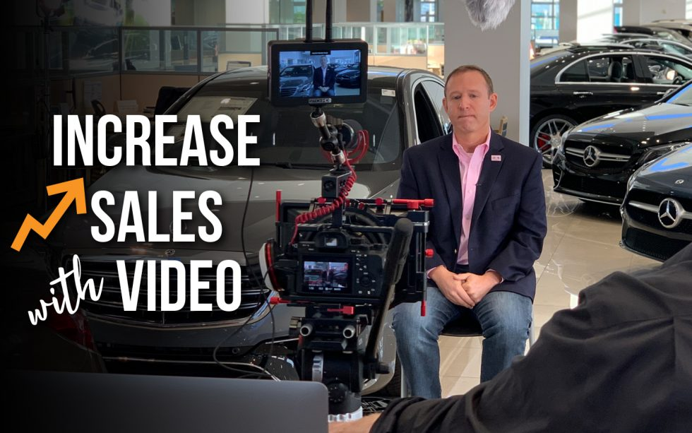Using Video Content to Increase Your Sales