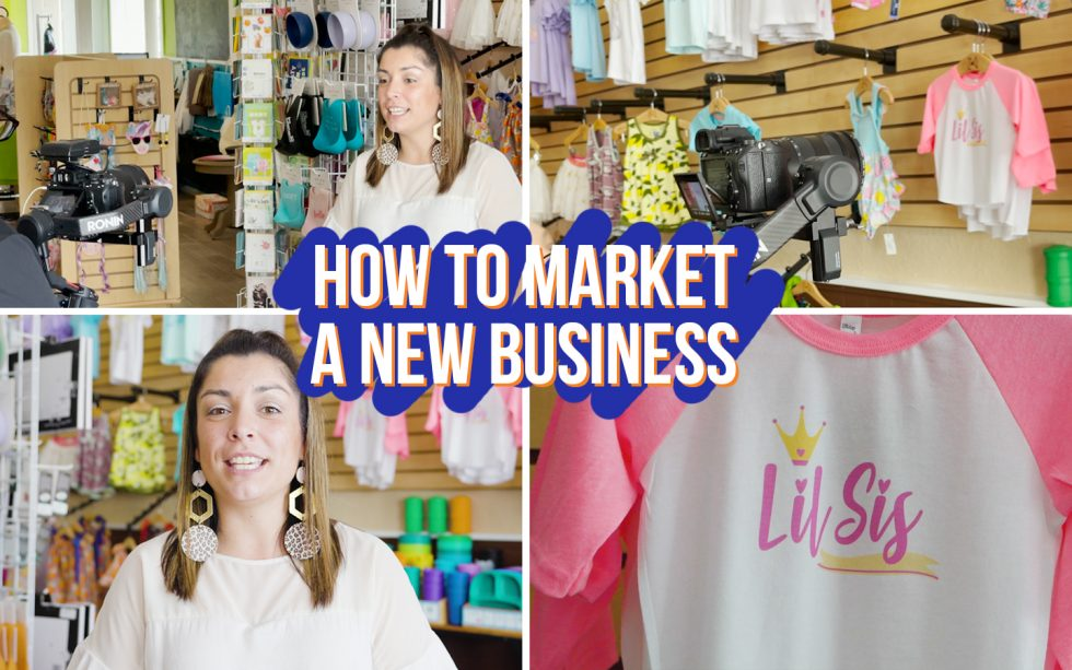 How to Market a New Business