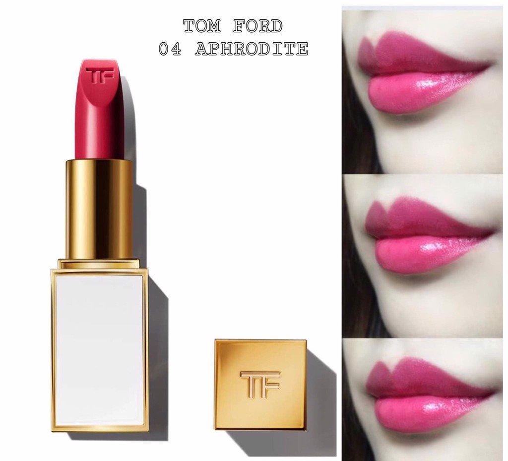 Màu 04 Aphrodite luôn nằm trong danh sách son TF bán chạy nhất