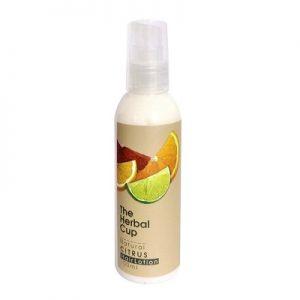 4. Dầu dưỡng mọc tóc cam bưởi TheHerbalCup Natural Citrus Hair Lotion