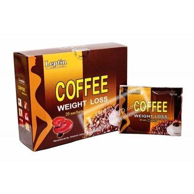 Cà Phê Giảm Cân Linh Chi Coffee Weight Loss Chính Hãng Của Mỹ