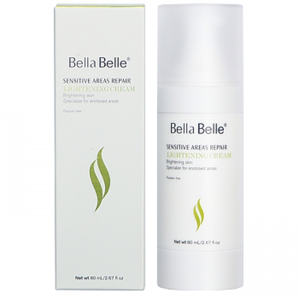 Gel làm hồng nhũ hoa Bella Belle Sensitive Areas Solution Lightening