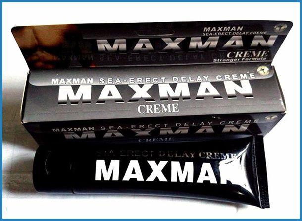 Gel Maxman thảo dược tăng kích thước dương vật