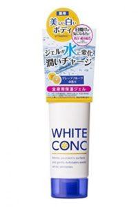 10.Kem dưỡng trắng da toàn thân ban đêm White Conc Nhật Bản